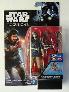 Star Wars - Moderne - Rogue One (Blister) - Captain Cassian Andor - B9841/B7072