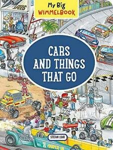 My-Big-Wimmelbook-Cars-and-Things-That-Go-my-big-Wimmelbooks-by-Lohr-Stefan