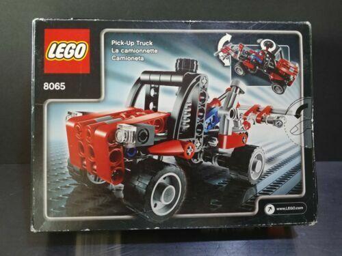 Lego Technic 8065 Mini Container Truck for sale online   eBay