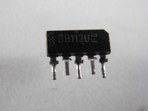 varicap 13pf-280pf 10st Diodo capacità simile a quella bb113 bb212 solo 3 volte Esegui