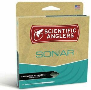 Scientific-Anglers-SONAR-Saltwater-Intermediate-Fly-Line-ON-SALE-NOW