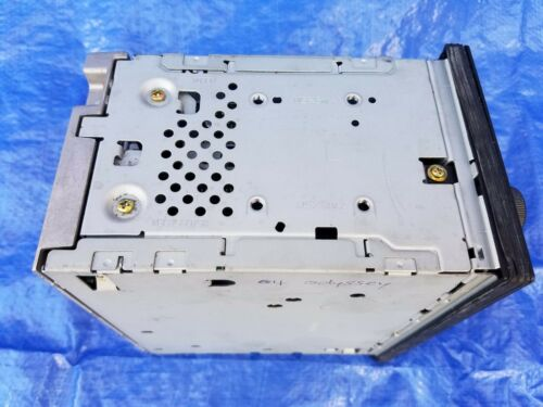 2002 2003 2004 OEM Honda Odyssey Radio With CD player and Tape