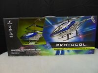 Protocol Eaglejet Xt 3.5 Channel Rc Remote Control Helicopter Fly Toy C181