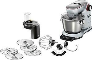 BOSCH MUM 9DX5S31 Universal Küchenmaschine Edelstahl 1500 Watt ...