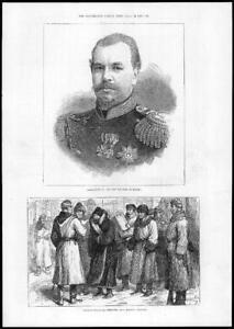 1881-Antique-Print-RUSSIA-Alexander-111-Emperor-Political-Prisoners-101