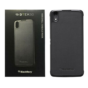 san francisco 0f09d 2bbb7 Details about BlackBerry Leather Hard Shell Snap On Protection Case for  BlackBerry DTEK50