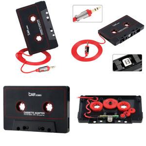 Eg-DR7-Audio-Aux-Auto-Cassetta-a-MP3-CD-Md-Adattatore-Nastro-Converter-per-Ipod