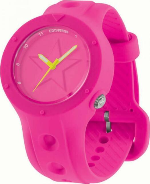 Converse Rookie Men's Watch VR001-630 Analogue Silicone Pink