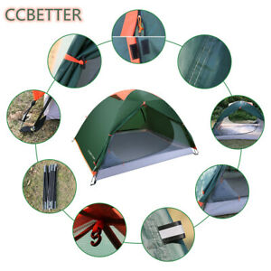 Anti-UV Pop Up Beach Garden Tent Outdoor Shade Camping Hiking Sun Shelte UK O3W8