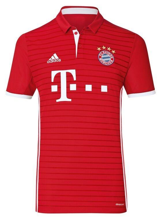 Trikot Adidas FC Bayern 2016-2017 Home - Martinez 8 8 8  FCB f79479