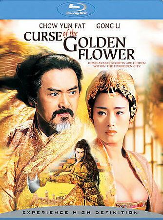 Curse Of The Golden Flower Blu Ray Disc 2007 For Sale Online Ebay