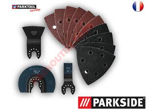 PARKSIDE® Accessoires pour outil multifonction Set rénovation de salle de bain