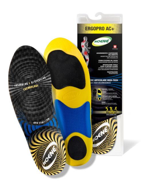 Sport Einlegesohlen Ergonomische Dämpfungssohle Vibrationshemmend Noene Ergopro