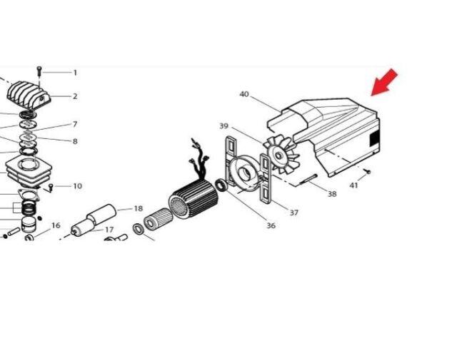 de walt motor wiring diagram original dewalt part 5140016 92 housing for sale online ebay  5140016 92 housing for sale online