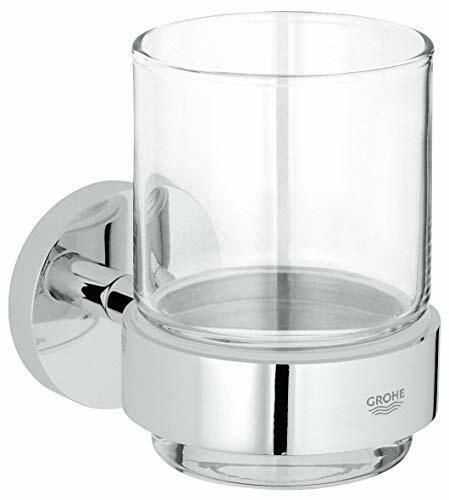 GROHE Essentials   Badaccessoires - Glas mit Halter   40447001   Niedriger Preis und gute Qualität