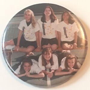 1990-s-Whitehall-High-School-Girls-Tennis-Team-3-Pinback-Button