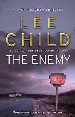 1 of 1 - CHILD,LEE-ENEMY, THE (R/I) (B) (BK 8)  BOOK NEW