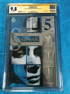 Sandman-45-DC-CGC-SS-9-8-NM-MT-Signed-by-Jill-Thompson-Todd-Klein