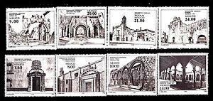 MEXICO-MONUMENTOS-1982-83-Construcciones-coloniales-52m155t4
