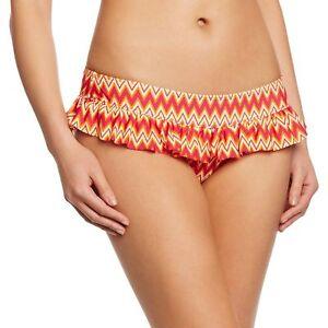 a77ff6e95e1 Image is loading Curvy-Kate-Shockwave-Frill-Bikini-Brief-Pant-1235-