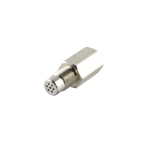 180° Metal catalytic oxygen SENSOR CEL ELIMINATOR CHECK ENGINE LIGHT SPACER