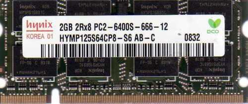 NEW 2GB HP Compaq 6510b//6715b//6830s//6910p//8510p//8510w//8710p//8710w DDR2 Memory