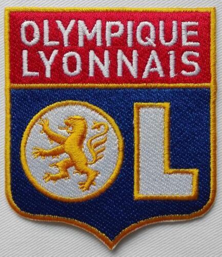 Aufnäher Fußball Football club Olympique Lyonnais LYON patch Bügelbild iron on