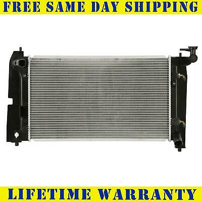 RADIATOR 2432 w//MANUAL TRANSMISSION ONLY Fit 2003-2008 TOYOTA COROLLA 1.8 L4 M//T
