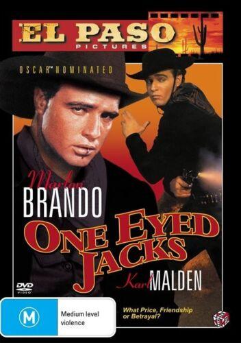 1 of 1 - One Eyed Jacks (DVD, 2011)
