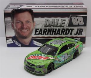 Nuevo 2017 Dale Earnhardt Jr Mountain Dew paseo con Dale corrió versión 1 24
