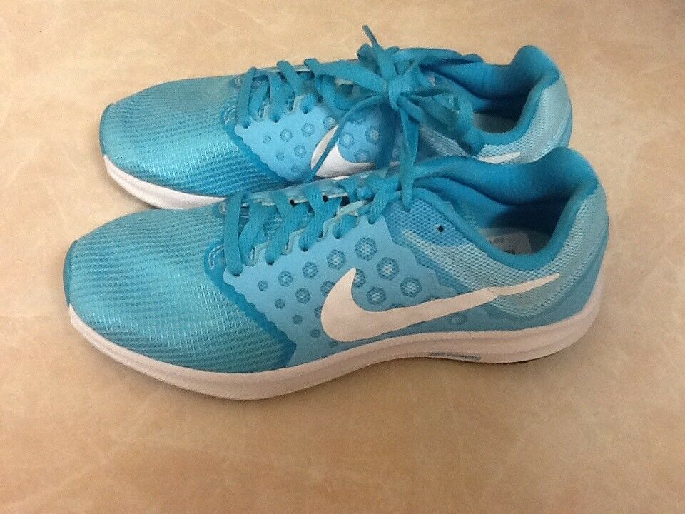 Ladies Nike Downshifter 7 Trainers  852466-401 UK 4 Brand New (218)