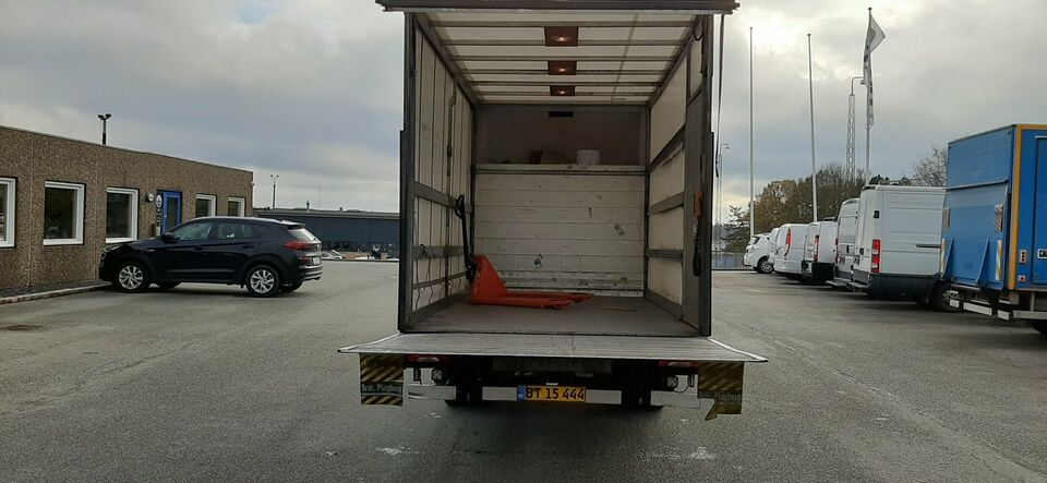 Iveco Daily 3,0 35C17 4100mm Lad AG Diesel aut. Automatgear