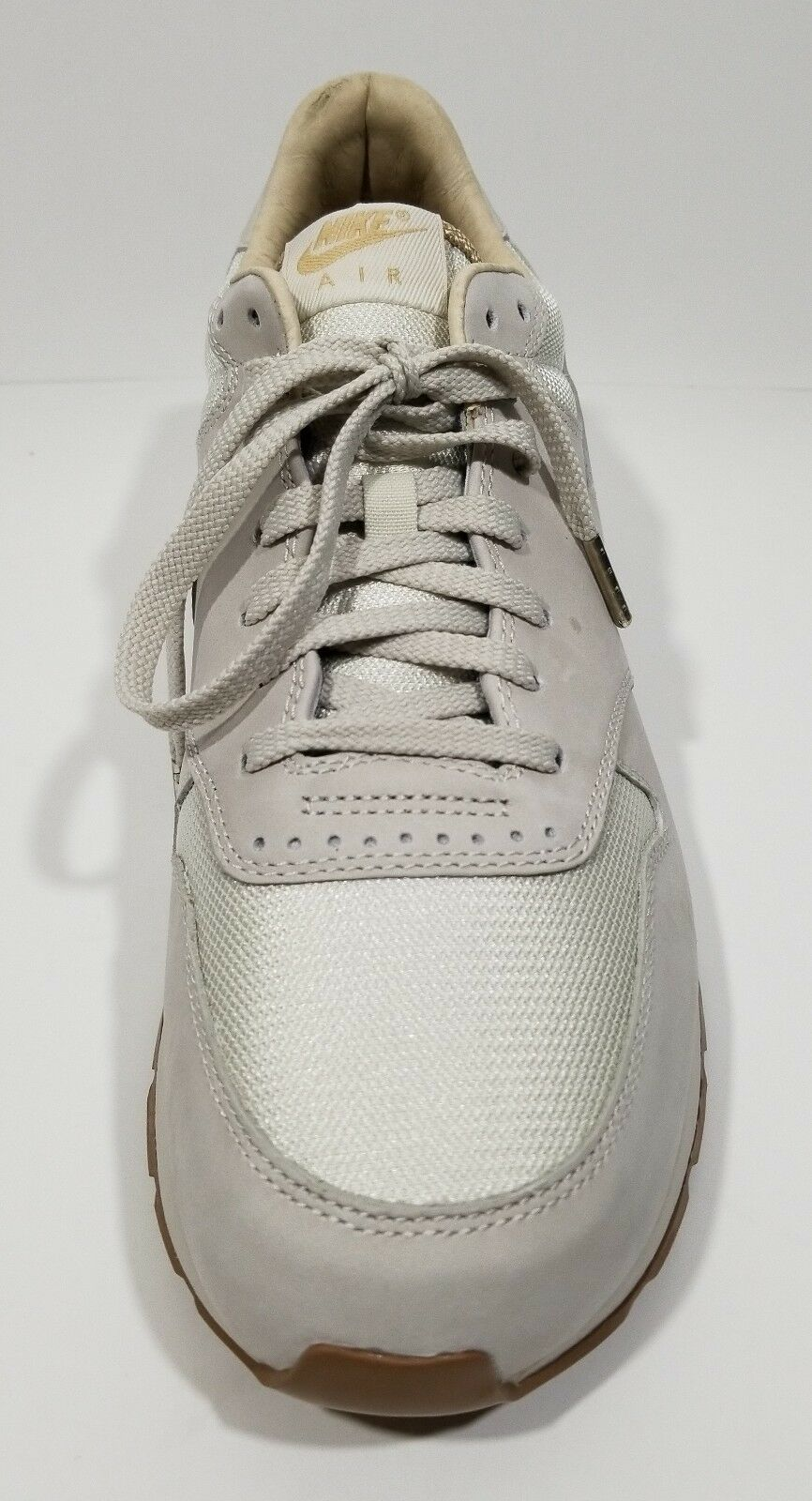 Nike Air Zoom Epic Luxe Uomo Running Running Running Shoes Light Bone Size 10 61bc4f