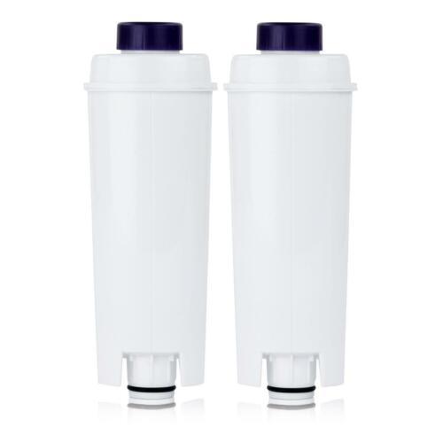 2er Pack SCANPART Filterpatrone Wasserfilter wie Delonghi DLS C002