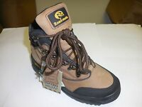 Roadmate Men's 6 Mocha Nubuck Hiker Electric Shock Resistant Hiking Boots