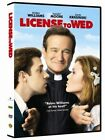 License to Wed DVD 2007 by Robin Williams Mandy Moore