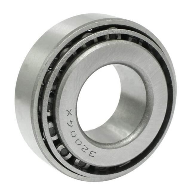 Einreihig 20x42x15mm Metall Kegelrollenlager 32004 Silber M6L8