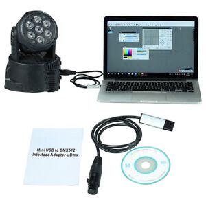 USB-to-DMX512-Interface-Adapter-Satge-Lighting-Controller-Dimmer-DMX512-Compu-DE