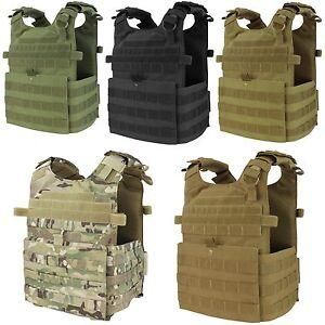 Condor-201039-Tactical-MOLLE-PALS-Modular-Gunner-Lightweight-Plate-Carrier-Vest