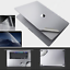 MacBook-Air-Pro-13-15-16-Full-Body-Stealth-Protector-3M-Skin-Vinyl-Decals-Cover thumbnail 11