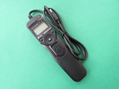Jjc Temporizador Control remoto para Nikon D7200//D5600//D610//D750//Df//D7100//Z6//Z7 MC-DC2