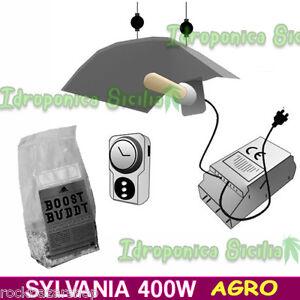 Kit-per-grow-box-illuminazione-Hps-Agro400w-AGRO-Timer-Co2