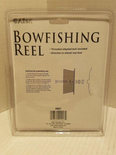Allen Company Wrap Style Bow Fishing Reel-947-LOT OF 2
