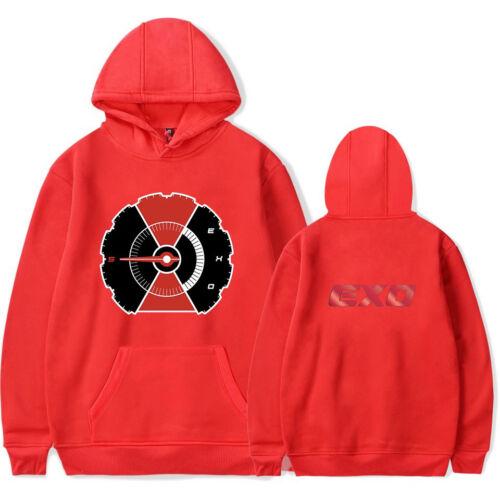 DON/'T MESS UP MY TEMPO EXO 5th Album Hoodie Coat Sweatshirt CHANYEOL BAEKHYUN 01