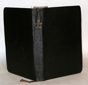 The-New-Testament-Of-Our-Lord-amp-Saviour-Burns-Oates-amp-Washbourne-1947