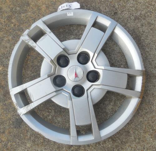 "16/"" 2009 10 Pontiac Vibe 5 Spoke Hubcap Wheel Cover 24100434"