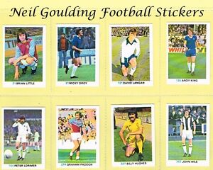 Collections Stickers, albums, sets FKS WONDERFUL WORLD OF SOCCER