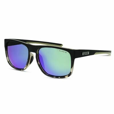 The Lewy Mirror Polarized Brown Sanded Live Sunglas Liive Vision Sunglasses