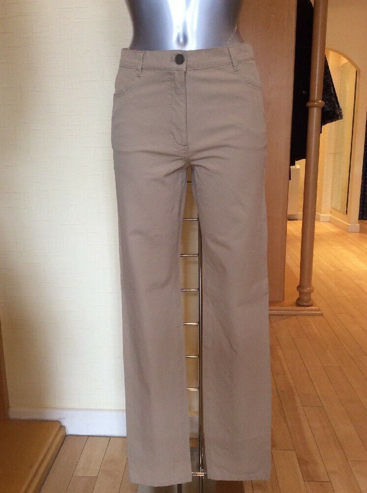 Betty Barclay Jeans Size 10 BNWT Sand 'Perfect Body' Style RRP  NOW