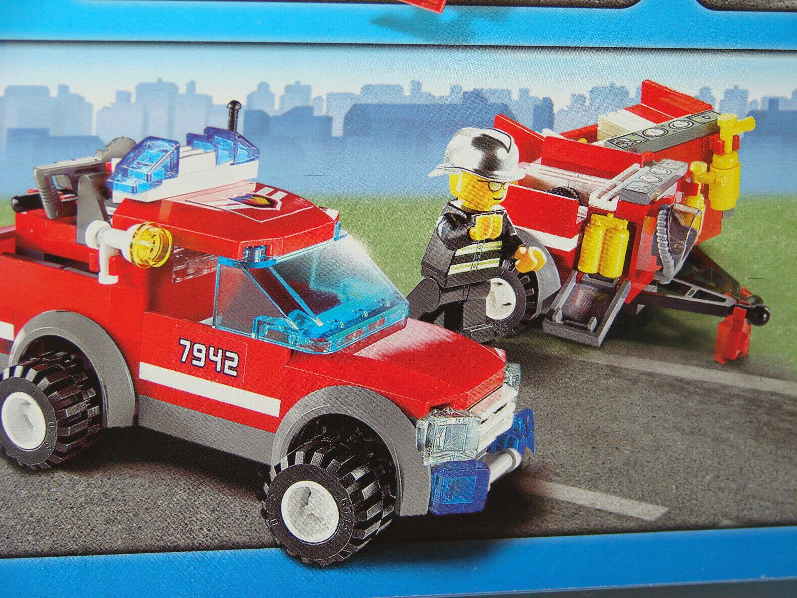 LEGO® City 66342 Super Pack 3in1 3in1 3in1 7213 7942 7241 Fire Truck NEU NEW MISB NRFB a4d28e